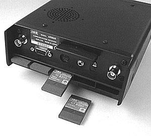 広帯域受信機AR8600MARK2