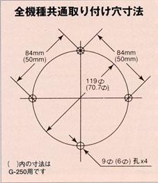ローテーターG-2800DXA
